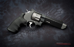 Smith & Wesson 627 V-Comp Right Side (Fly to Water) Tags: gun hand performance smith center special pistol p brake revolver handgun combat magnum muzzle 38 357 tactical 627 wesson compensator compensated vcomp