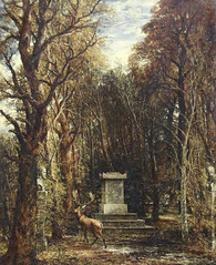 Cenotaph to the Memory of Sir Joshua Reynolds (AnthonyR2010) Tags: london painting gallery nationalgallery cenotaph reynolds constable johnconstable joshuareynolds