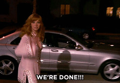 The Comeback HBO (messiole) Tags: out tv over lisa it cant val were quite done bye hbo valerie comeback cherish kudrow ifttt giphy