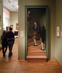 Peale, Staircase Group