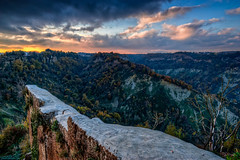 A Sunset of Emotions (Edoardo Angelucci) Tags: sunset italy panorama sun mountain green zeiss landscape photography december tramonto emotion sony wide hills valley di fields sole edoardo lazio civita bagnoregio etruscans variotessar mirrorless angelucci fe1635mmf4zaoss sel1635f4 fe1635mmf4za ilce7m2 geo:lat=42628145 geo:lon=12113766