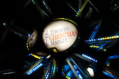 Viewport (Andrei.P) Tags: christmas signs toronto ontario canada market walk events streetphotography places olympus photowalk ferriswheel genre unofficial distilerydistrict topw torontophotowalks omdem5 unnoficialchristmasmarketwalk