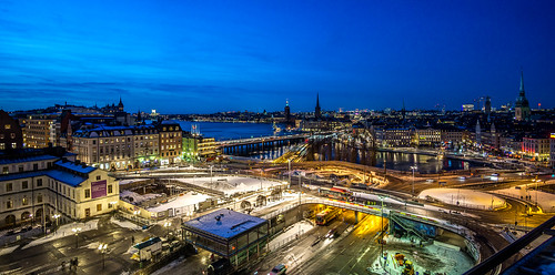 Stockholm by snazbaz, on Flickr