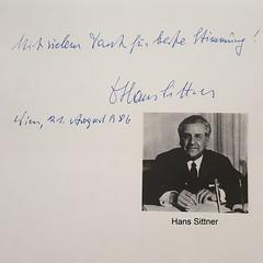 Hans Sittner