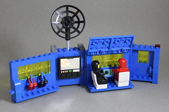 Classic Space Comms module (dschlumpp) Tags: classic lego space modular vehicle ideas moc