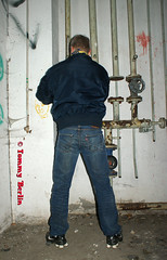 self2943 (Tommy Berlin) Tags: men ass butt jeans alpha ars levis bomberjacke
