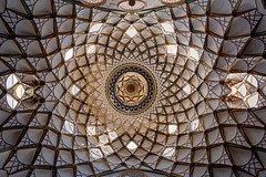 Kashan - II (Sergio Formoso) Tags: architecture dome  kashan celling irn  fingarden borujerdihouse baghefin jardndelfin
