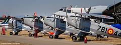 The Bcker line (Ignacio Ferre) Tags: madrid nikon aircraft airshow avin fio avioneta lecu jungmann cuatrovientos bckerb131jungmann jungmeister fundacininfantedeorleans bckerb133jungmeister bckerb131 bckerb133 infantedeorleansfoundation