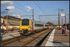 NMBS / SNCB 4154 Libramont 11072011 (W. Daelmans) Tags: diesel alstom nmbs sncb 4154 ar41 mw41
