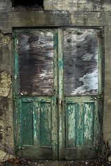 """Board"" (Melissa June Daniels) Tags: door green abandoned home paint pennsylvania ruin forgotten urbanexploration trespass enter peelingpaint urbex melissajdaniels melissajdanielsphotography melissajunedaniels thenymphandthebee"
