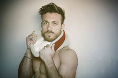 Salvatore (francesco ercolano) Tags: man male beauty face nude eyes handsome blonde emotive