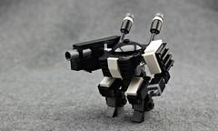 "AN602 ""Grand Ivan"" -Artillery Loadout (Deltassius) Tags: mobile robot war lego space military frame scifi zero mecha mech mfz mf0"