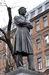 _DSC4751 (Rustam Bikbov) Tags: december saintpetersburg monuments pushkin 1884 2015