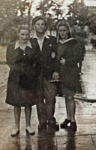 Szydłowiec, koniec lat 40-tych