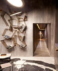 Showroom in Milan by Henge (inspiration_de) Tags: modern design furniture decor