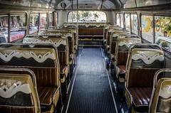 Mercedes 1112 Lnea 45 (guspaulino1) Tags: bus argentina bondi buenosaires autobus antiguo colectivo asientos nikond7000