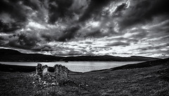 Derelict (Strax) Tags: tongue ross highlands loch durness wester eriboll