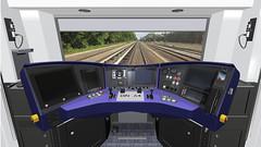 Neue Zge fr die Berliner S-Bahn - Fhrerstand (metr0p0litain) Tags: train interior transport zug sbahn innenraum rendering nahverkehr transportmittel