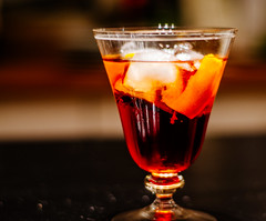Negroni (hepp) Tags: orange drink cocktail gin campari aperitif vermouth negroni wermut apelsin