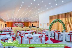 Wedding at Grand Green Palace Hall (greengrassjaffna) Tags: jaffna green grass hotel wedding hall auditorium party puberty mandapam booking marriage birthday anniversary buffet lunch banquet