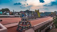 Temple Tower-3 (Padmanabhan Rangarajan) Tags: india festival temple chennai chariot carfestival parthasarathytemple nikond750