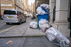 20160207-14-28-28-DSC03884 (fitzrovialitter) Tags: street england urban london westminster trash geotagged garbage fitzrovia none unitedkingdom camden soho streetphotography documentary litter bloomsbury rubbish environment mayfair westend flytipping oxfordcircus dumping cityoflondon marylebone captureone gpicsync peterfoster fitzrovialitter followthisroute