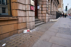 20160207-14-31-56-DSC03888 (fitzrovialitter) Tags: street england urban london westminster trash geotagged garbage fitzrovia none unitedkingdom camden soho streetphotography documentary litter bloomsbury rubbish environment mayfair westend flytipping oxfordcircus dumping cityoflondon marylebone captureone gpicsync peterfoster fitzrovialitter followthisroute