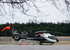 Life Flight (sbluerock) Tags: airport flickr helicopter windsock murfreesboro lifeflight project365 50365