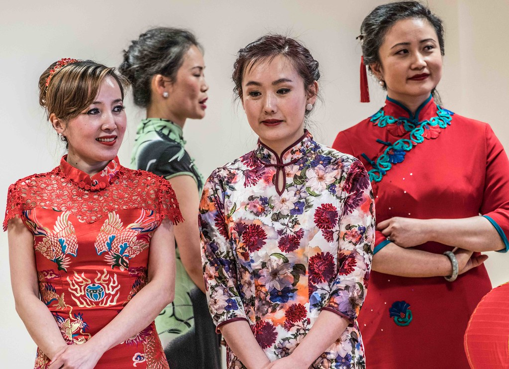 CHINESE COMMUNITY IN DUBLIN CELEBRATING THE LUNAR NEW YEAR 2016 [YEAR OF THE MONKEY]-111624