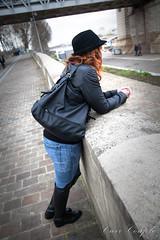 elle169 (Cuir Couple) Tags: leather mistress leder pant pantalon cuero cuir hosen maitresse