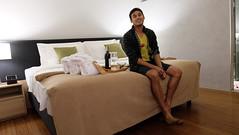 MERANTI HOTEL17 (Rodel Flordeliz) Tags: pool cityscape room romantic date overlooking accomodation quezoncity valnetines affordable merantihotel