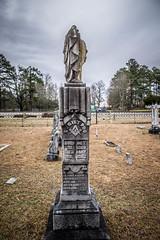 Spann Methodist Church and Cemetery-003 (RandomConnections) Tags: church cemetery southcarolina ward methodist spannmethodistchurch