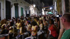 Carnaval 2016, Salvador - In the Pelourinho a few days before (seralat) Tags: brazil bahia salvador carnaval dida pelourinho