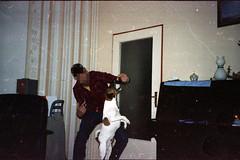 game (Shtani v Getri) Tags: life camera old color film 35mm fuji sofia lifestyle iso bulgaria 200 24 100 konica mm 36 35 compact oldfilm