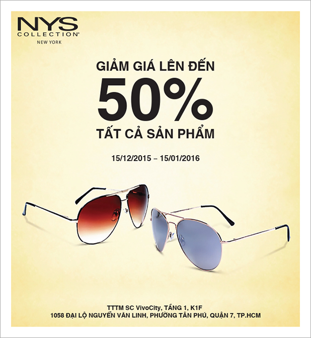 NYS | End of Season Sales
