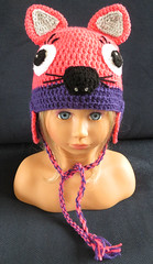 kattenmutsje (hvanzuijlekom) Tags: katten handmade crochet lief muts koud gehaakt handgemaakt kindermutsje