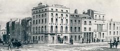 St James's Royal Hotel, 1820 (London Past) Tags: london westminster sw1 jermynstreet 1820 wwwlondonpastorg stjamessroyalhotel