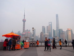 Shanghai 2016 (hunbille) Tags: world china road tower skyline river shanghai jin center promenade mao pearl oriental financial bund zhongshan jinmaotower thebund huangpu orientalpearltower shanghaitower shanghaiworldfinancialcenter zhongshanroad