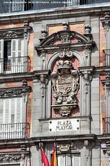 Casa de Panaderia (Ernesto Imperato) Tags: plaza canon eos casa mayor espana 7d spagna panaderia madid