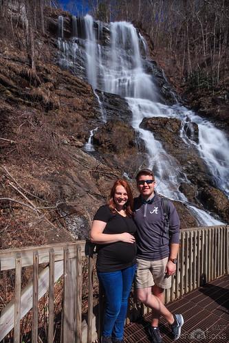 Callie & Michael - Amicalola Falls