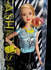 LA girl (1) (Deejay Bafaroy) Tags: portrait doll barbie portrt mattel puppe fashionistas nrfb lagirl