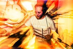 Psycho In Mongkok (Hong Kong Eye) Tags: music drums hongkong jones slowshutter drummer gary rockband rearcurtainflash garyjones nikoncorporation nikond800 psychoinmongkok mar2016