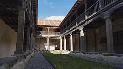 Colegiata  de San Pedro_Teverga (Dinoso_60) Tags: arquitectura iglesia asturias momias colegiata teverga
