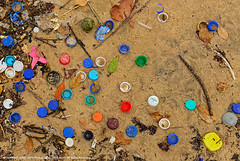 """UNITED COLORS OF POLLUTION"" (GOPAN G. NAIR [ GOPS Photography ]) Tags: ocean sea india beach water photography garbage earth plastic pollution rubbish waste gops gopan gopsorg gopangnair gopsphotography"