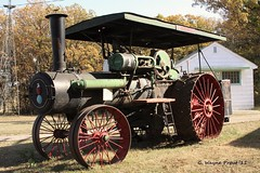 1912 Case 28-80 Steam Engine Tractor (Gerald (Wayne) Prout) Tags: tractor canada museum canon austin engine case steam manitoba agriculture prout northnorfolk 2880 manitobaagriculturalmuseum canoneos40d geraldwayneprout 1912case2880steamenginetractor