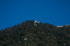 Great Wall  (p3p510) Tags: china cn travels asia beijing unescoworldheritagesite   agfavista100 greatwallofchina  canonrebelxs beijingshi vscofilm