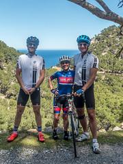 P1080058.jpg (Alexander Komlik) Tags: vacation cycling spain clubmates sjbc pollena islasbaleares jeffrogers pauladefreitas timmaryon