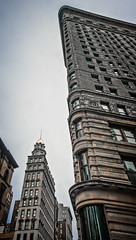 Flatiron, NYC (Dennis Herzog) Tags: nyc newyorkcity urban ny newyork architecture buildings skyscrapers manhattan cities iconicarchitecture iconicbuildings