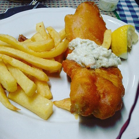 fish and chips soi 80 hua hin delicious