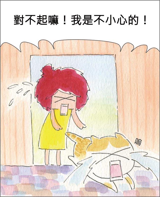 家裡來了一隻貓 一朝被蛇咬